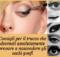 Consigli per il trucco che dovresti assolutamente provare a nascondere gli occhi gonfi