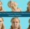 Come Viso Yoga puòa Ispirare a Sbarazzarsi di Droopy Palpebre