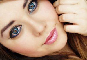 rendere gli occhi più brillanti