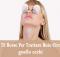 Use sacolas de chá Para Tratando Escuro Círculos e Puffy Olhos