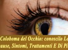 Coloboma del Occhio