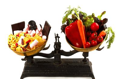 cambiamenti nella dieta